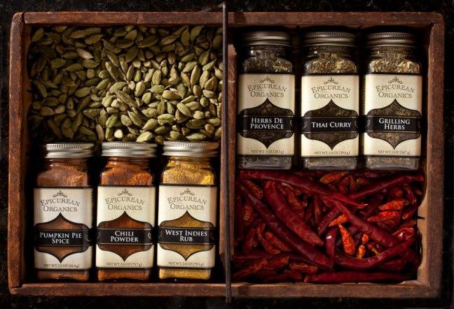 !Giveaway! Yes on Prop 37: Mountain Rose Herbs Organic Seasoning Blends