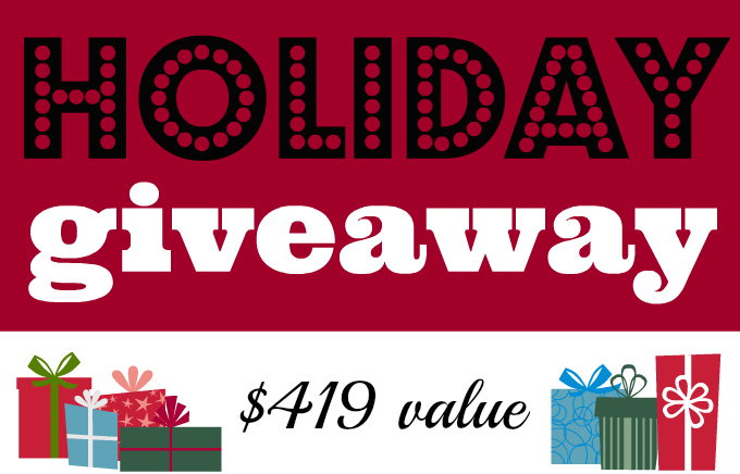 BIG Holiday Giveaway: Instant Pot 6-in-1 Pressure Cooker & 2 $50 Amazon Gift Cards ($419 value)