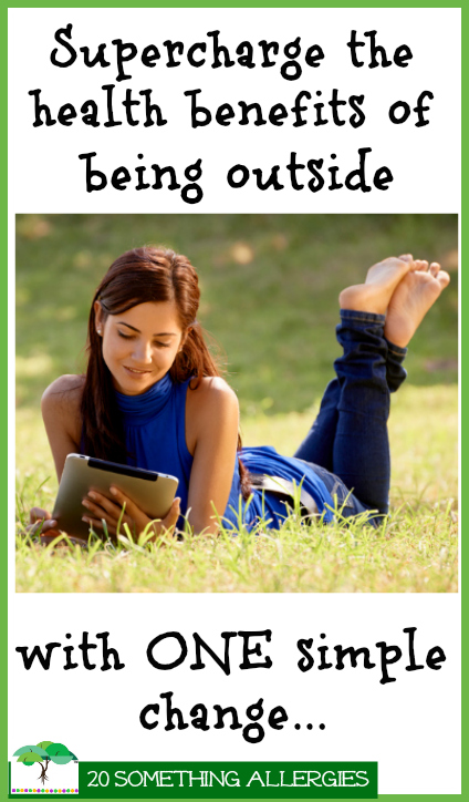 Earthing can help you improve immune and cardio function, get better sleep, and fight inflammation. #health #earthing  #grounding