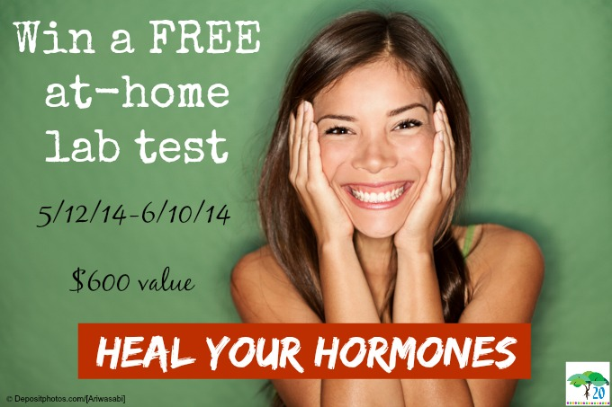 FREE Hormone Panel At-Home Lab Test through Pure Prescriptions (giveaway worth $600 - 5/12-6/10/14)
